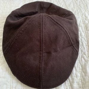 Zara Boys newsboy cap